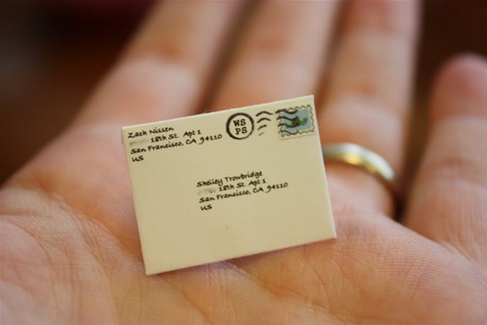 The World's Smallest Postal Service (10 pics)