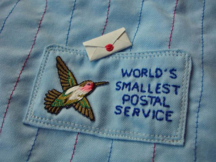 The World's Smallest Postal Service (10 pics)