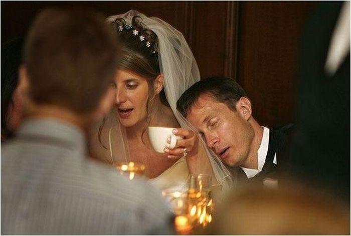 Strange Wedding Pictures (35 pics)