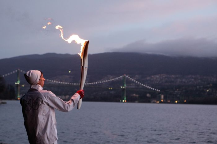 Opening Ceremony in Vancouver (30 pics)