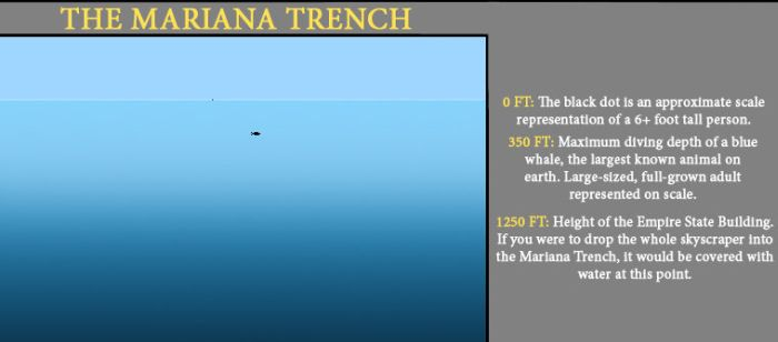 The Mariana Trench (pics)