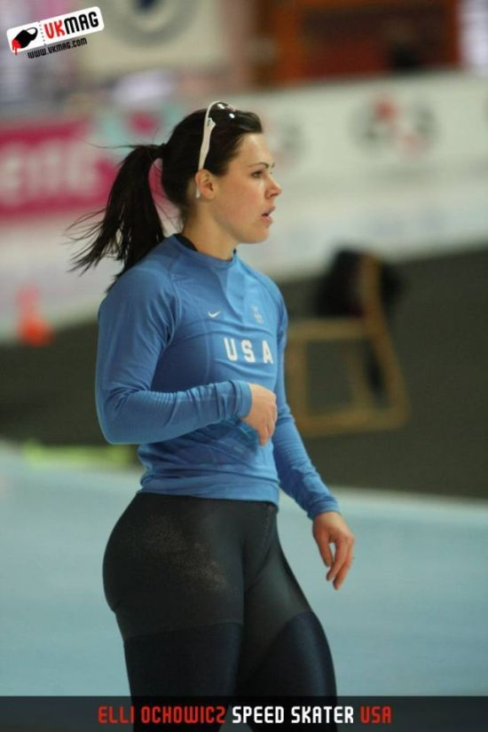 Pretty Olympic Girls (26 pics)