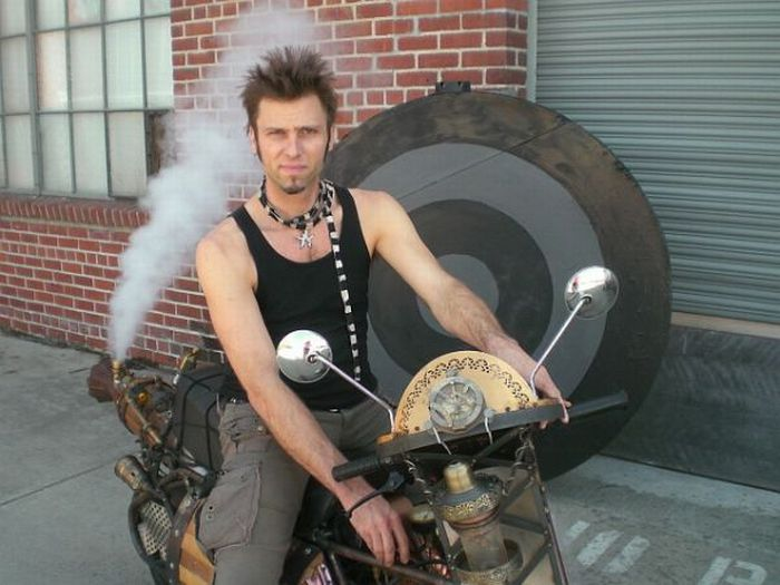 The Masters of Steampunk. Part II (24 pics)