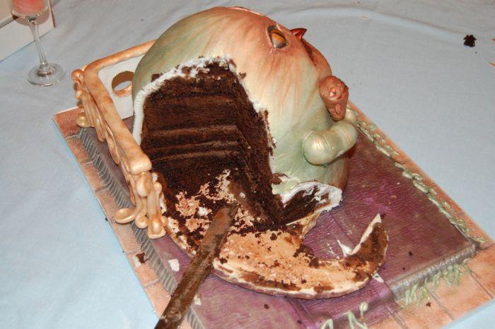 Amazing Jabba Cake (6 pics)