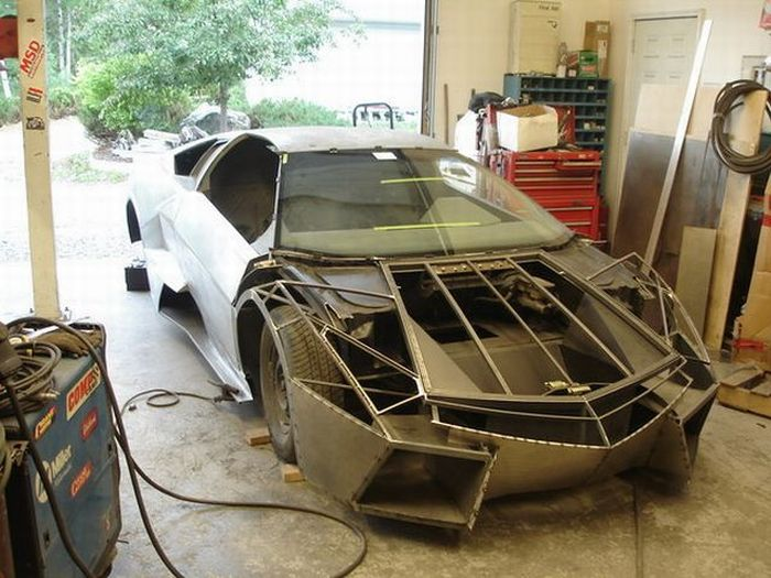 Car Transformation (24 pics)