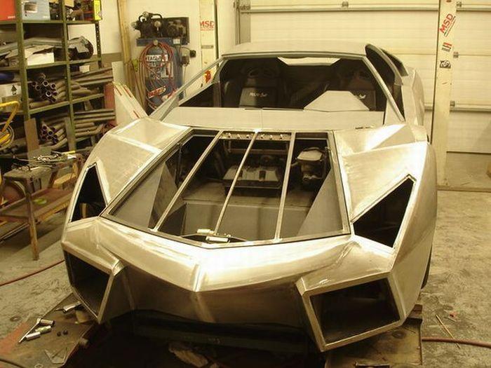 Car Transformation (24 pics)