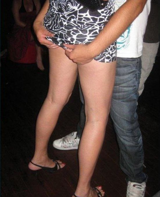 Be Careful who You Kiss when You are Drunk (7 pics)
