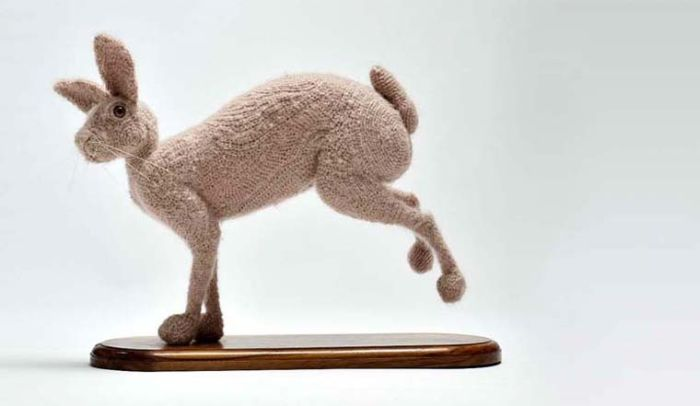 Crochetdermy (12 pics)