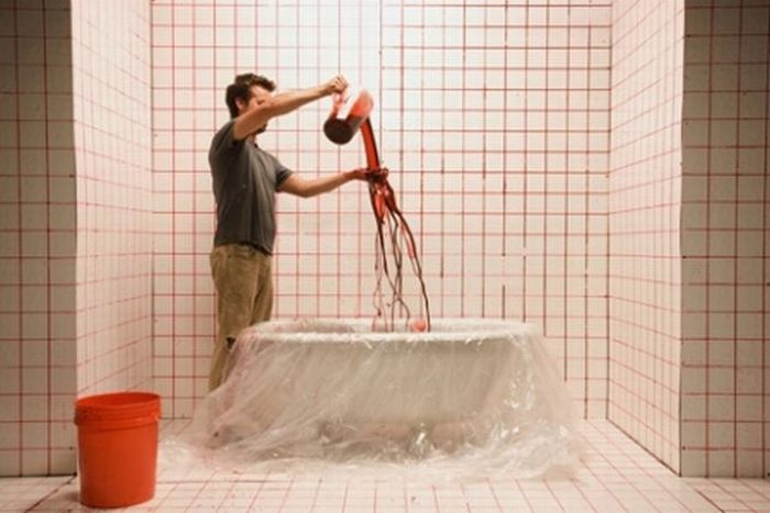 How the Horror Photos are Made (44 pics)