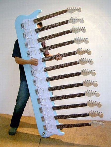 Awesome Guitars (25 pics)