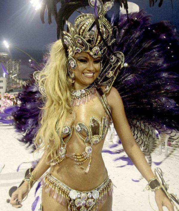 Rio De Janeiro Carnival Girls 125 Pics-5773