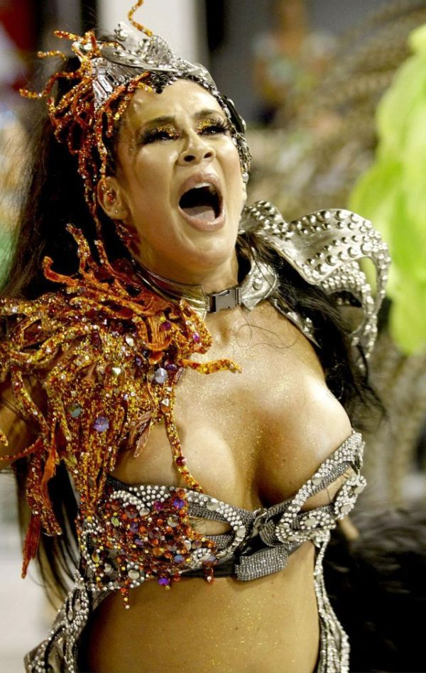 Rio De Janeiro Carnival Girls 125 Pics-4699