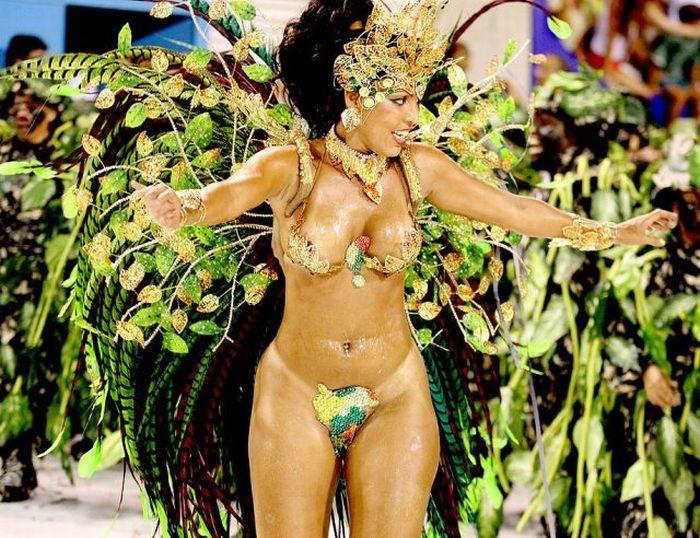 Rio De Janeiro Carnival Girls 125 Pics-8412