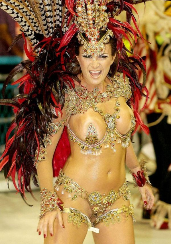 Believe, that carnival rio de janeiro nude beach topic