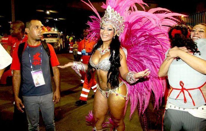 Rio de Janeiro Carnival Girls (125 pics)