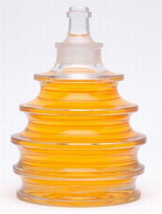 Unique Hand Made Parfume Bottles (35 pics)