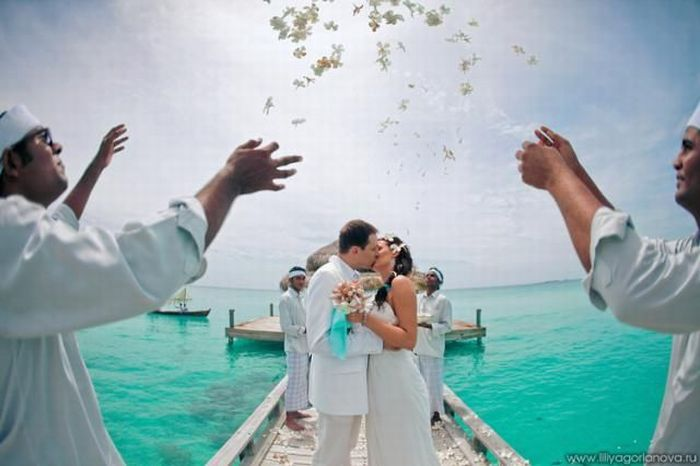 Wedding in Heaven (99 pics)