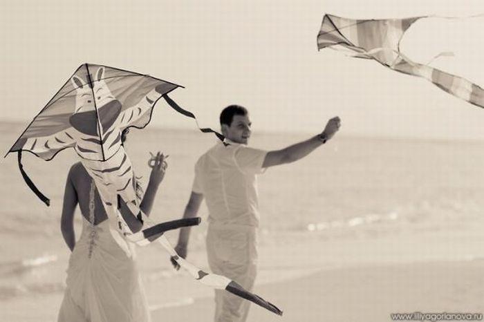 Wedding in Heaven (99 pics)