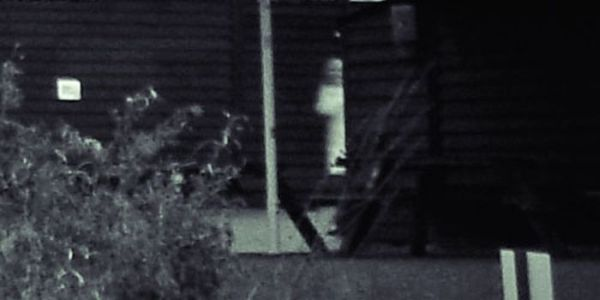 Best Ghost Pictures Ever Taken (26 pics)