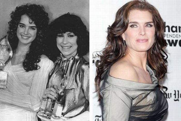 Celebrities Then And Now 30 Pics