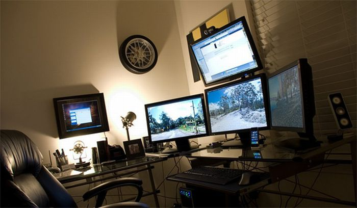 Cool Workplaces (30 pics)