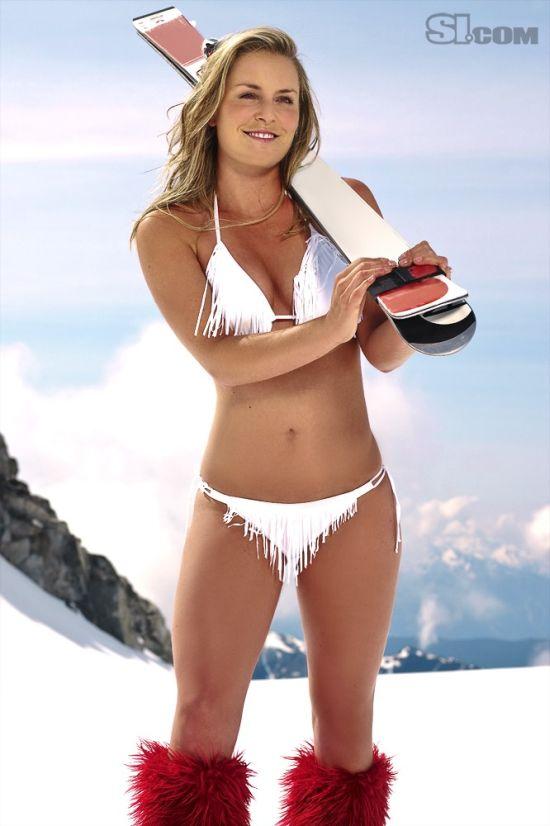 Olympic Gold Medal Winner Lindsey Vonn (28 pics)