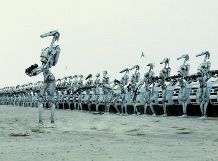 Star Wars in the Real Life (15 pics)