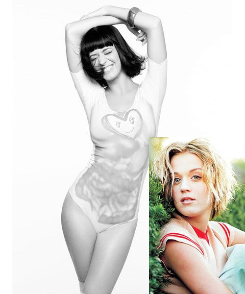 Sexy Celebrities When They Were Young (35 pics)