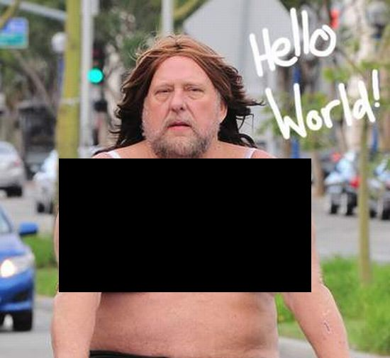 WTF Dude from Beverly Hills (5 pics)