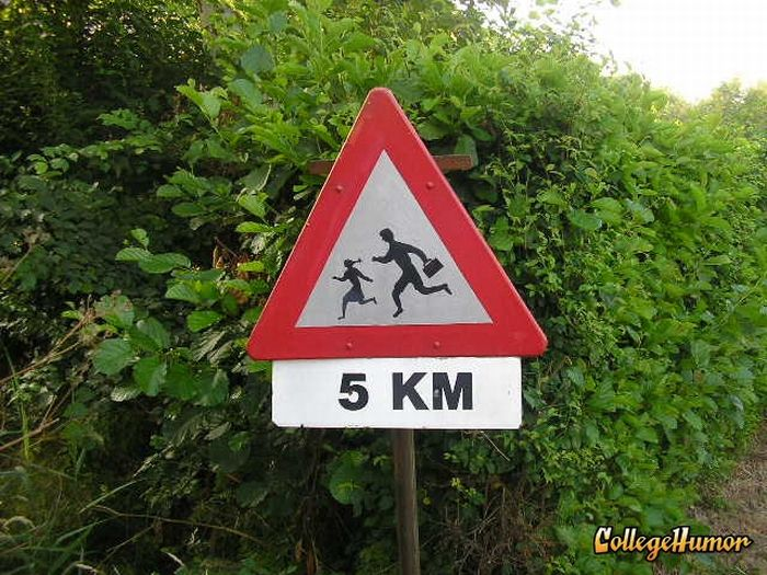 Strange Warning Signs (15 pics)