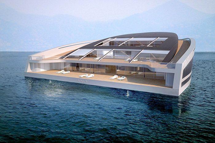 Amazing Luxury Yacht (9 pics)
