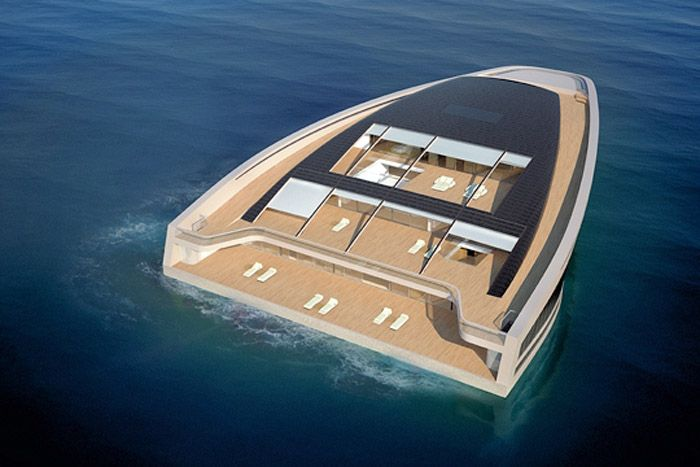 Amazing Luxury Yacht (9 pics)