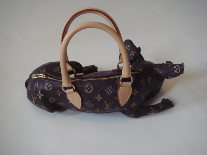 Creepy Bag (4 pics)