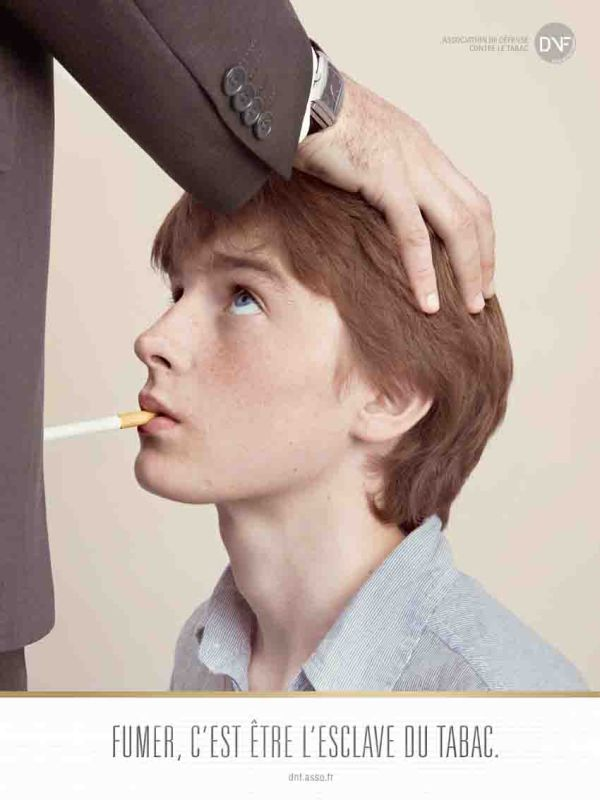 French Anti-Smoking Ad (3 pics)