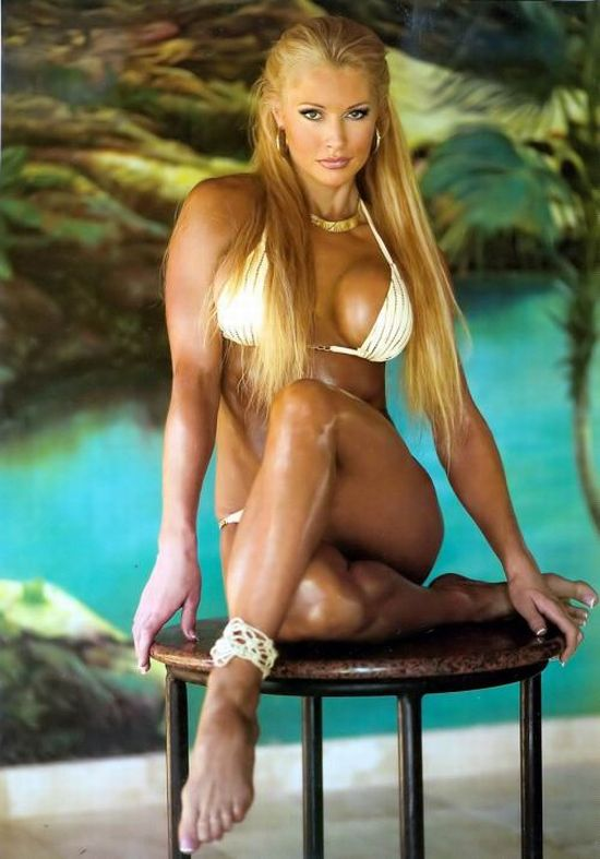 The Hottest Women Of Wrestling (36 pics)