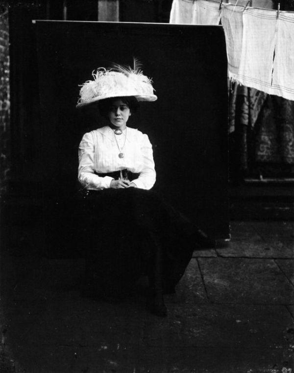 Prostitutes of 1912 (21 pics)