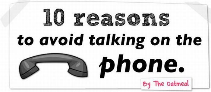 Ten Reasons to Avoid Talking on the Phone (11 pics)