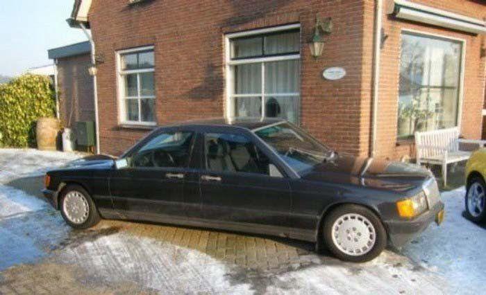 Unusual Mercedes (3 pics)