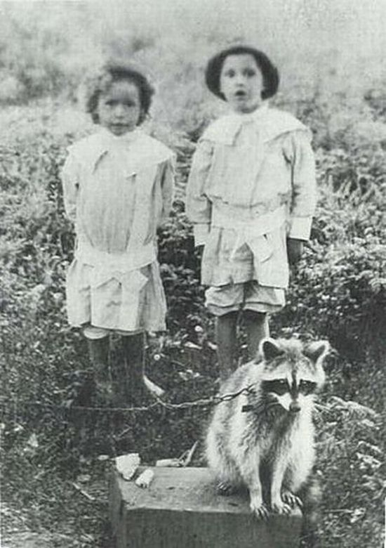 Funny Children from the Past (39 pics)
