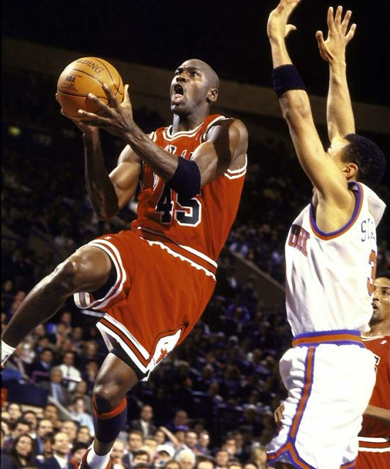 Michael Jordan's Hall of Fame (26 pics)