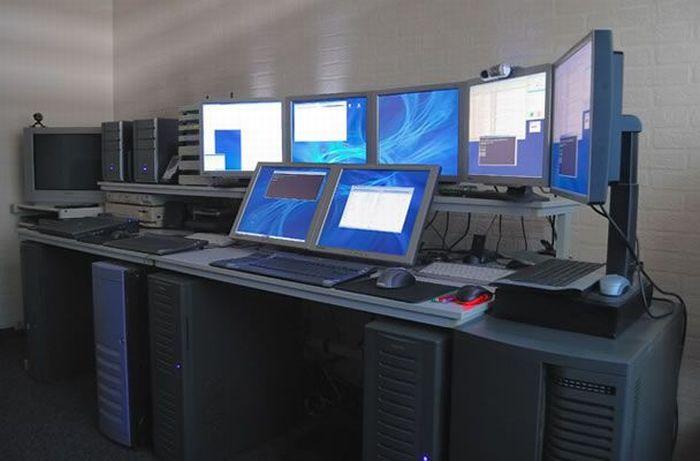 Great Computer Workstations (99 pics)
