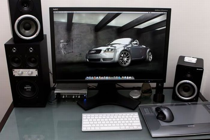 Great Computer Workstations (99 pics)
