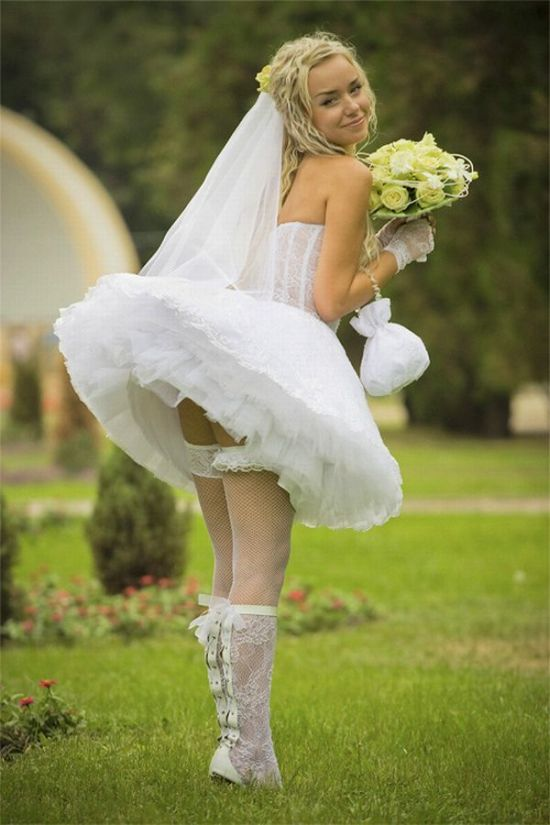 Sexy Bride Pics