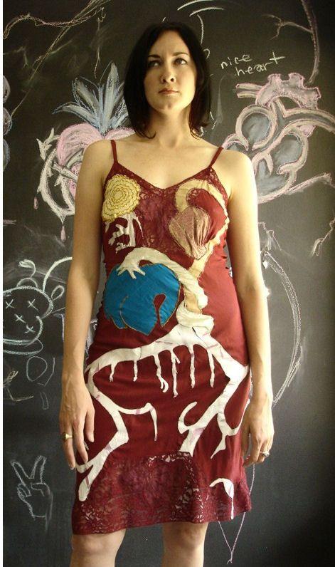 Anatomic Fashion (6 pics)