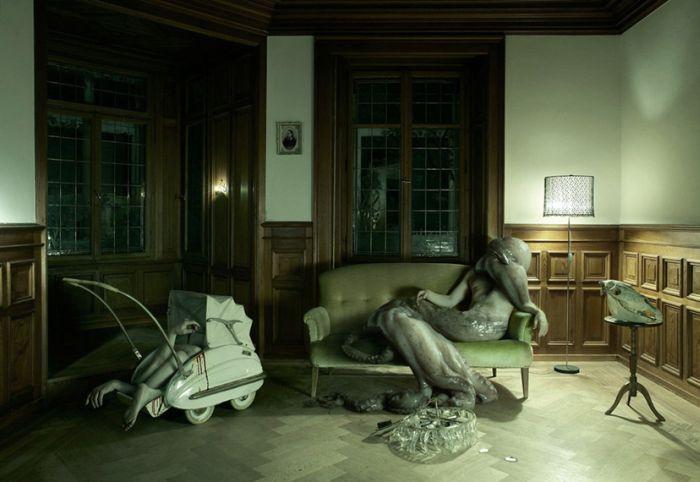 Creative Art by Marc Da Cunha Lopes (74 pics)
