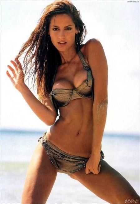 hottest nude spanish women