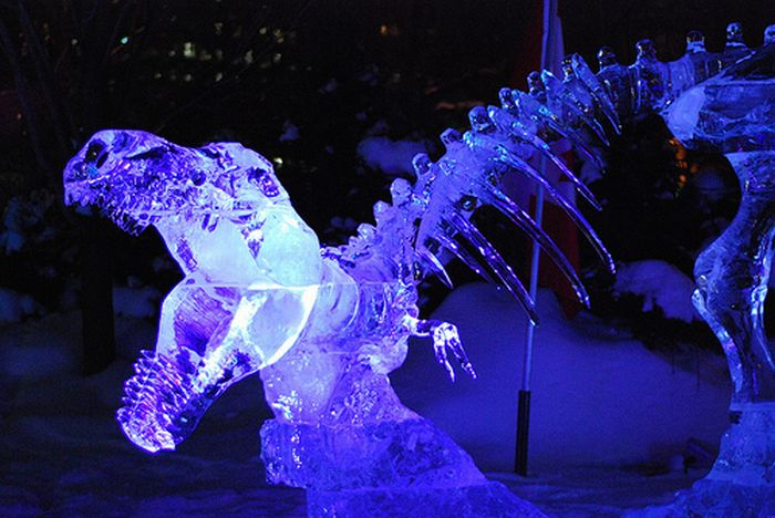 Awesome Ice Sculptures (20 pics)