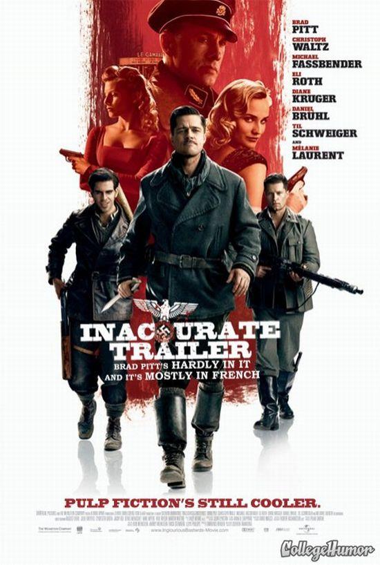 Honest Movie Titles: Oscars 2010 (10 pics)