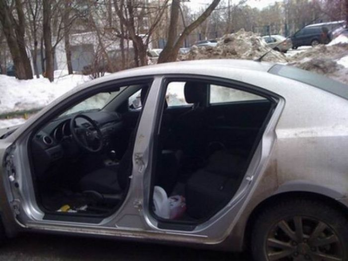 Bad Things That Can Happen to Your Car (12 pics)