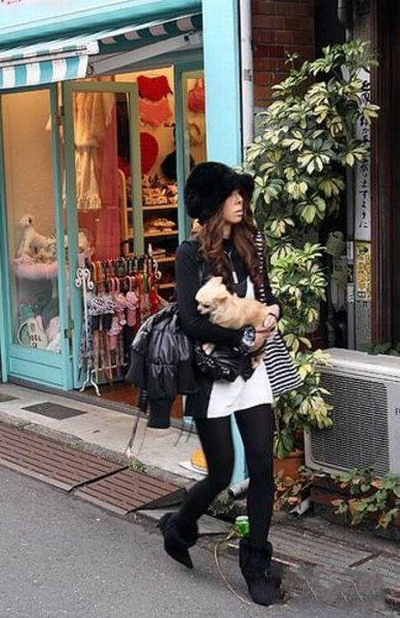 Japanese Girls and Their Fashion (36 pics)